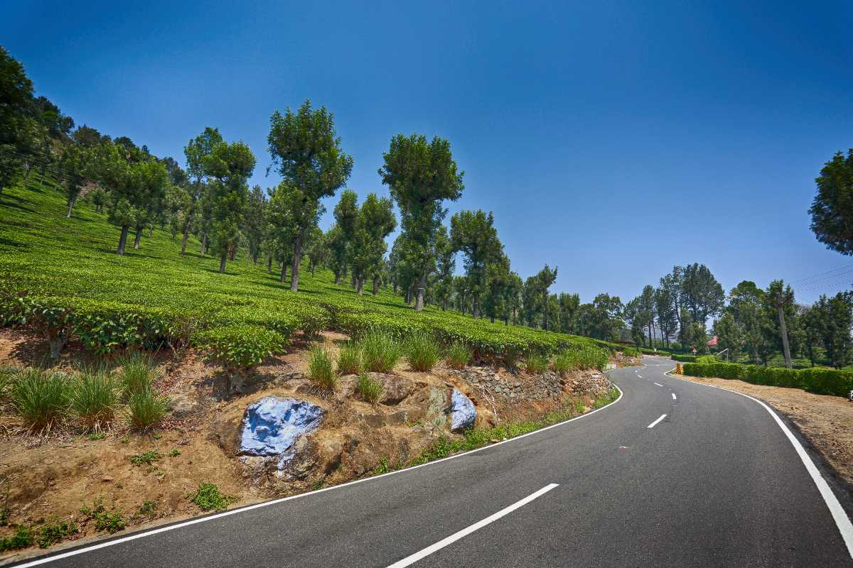 Bagalore to Coorg Highway