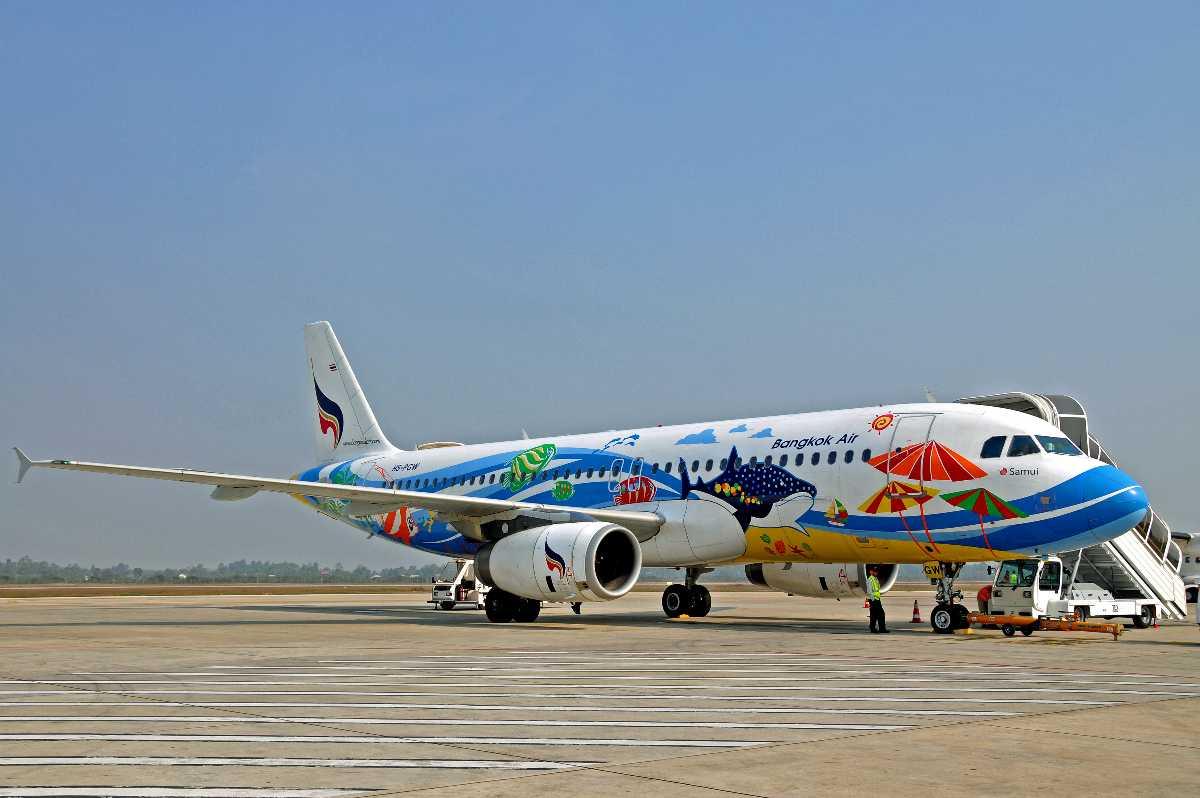 Bangkok Airways Airbus