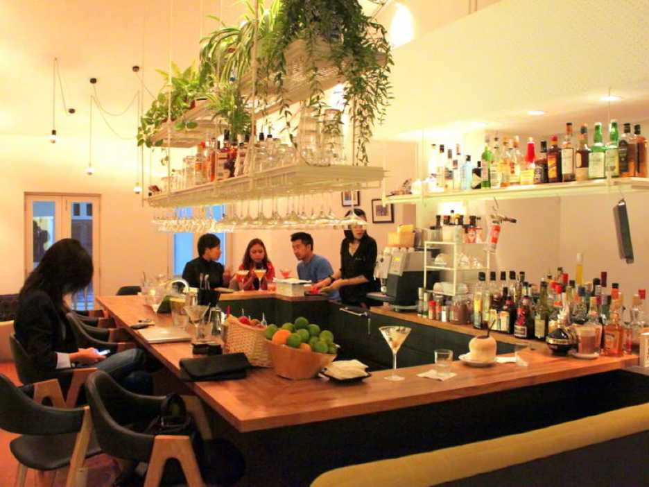 BAR Stories, Best Bars in Singapore