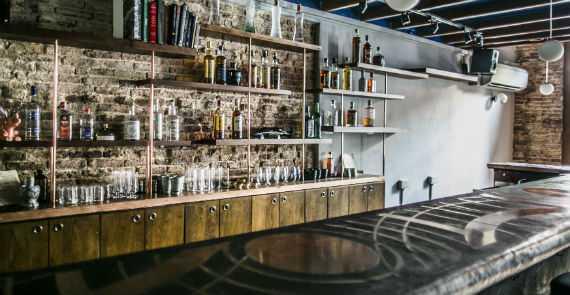 Native Bar, Singapore Bars