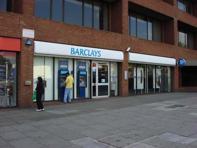 Barclays Foreign banks in dubai