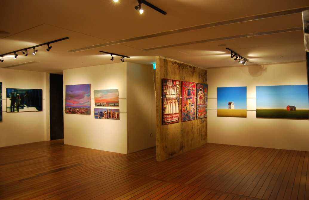 Barnadas Huang, Art Galleries in Singapore