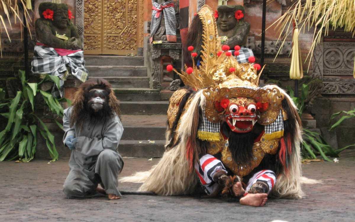 Barong Dance of Bali