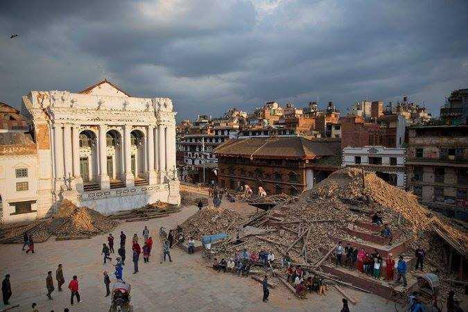 Kasthamandapa Temple, Temples of Kathmandu