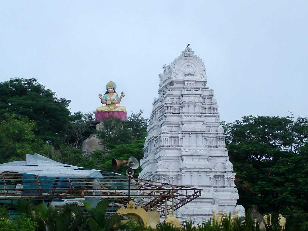 Gnana Saraswathi Temple, Temples in Telangana