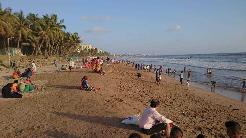 Beaches, Places in Mumbai for Kids