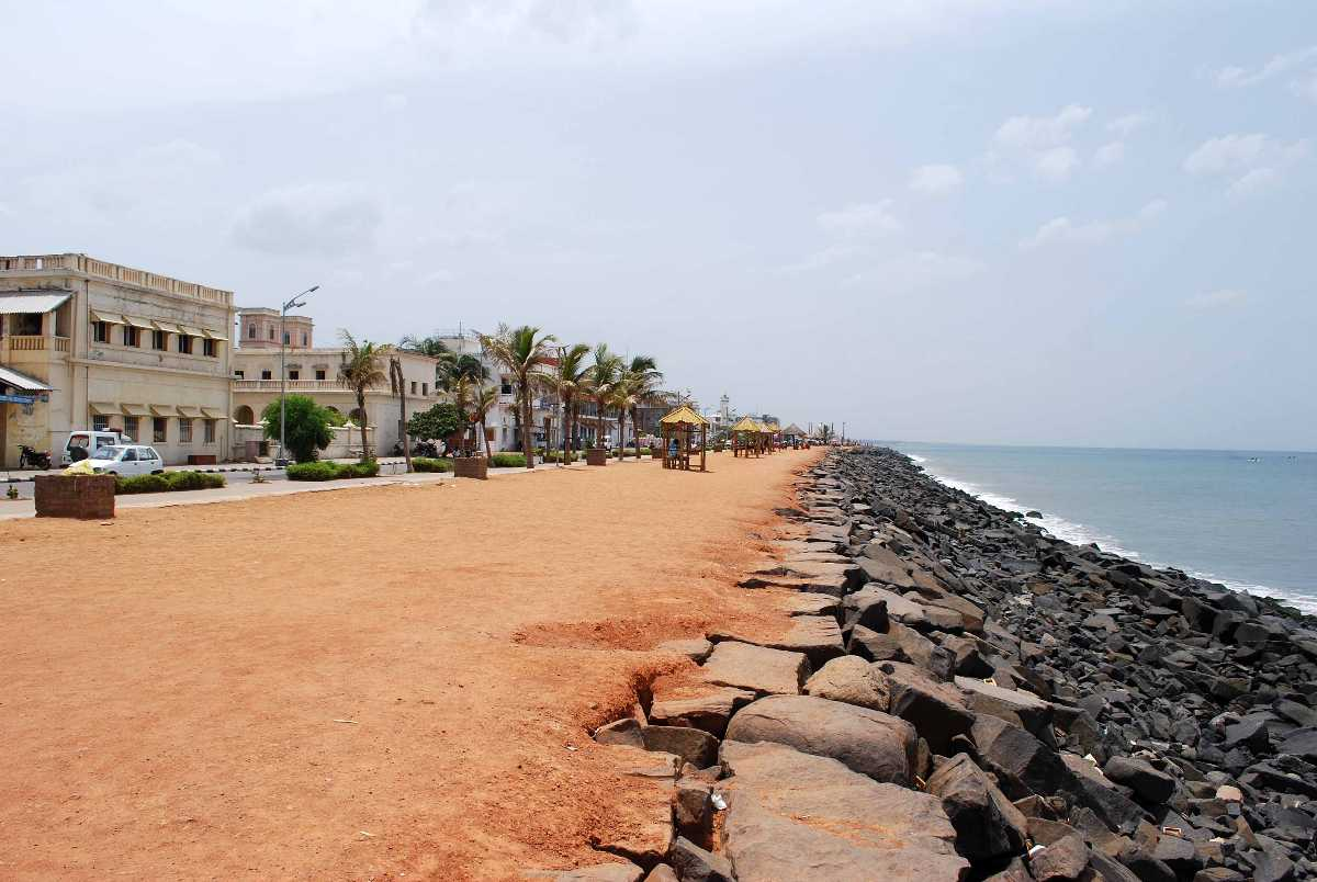 Pondicherry, 3 day trips from Bangalore