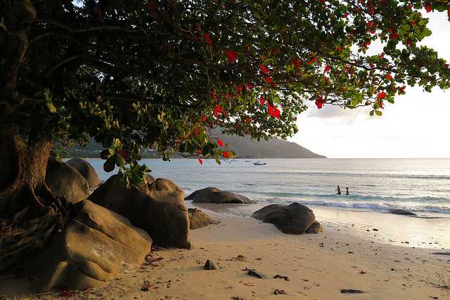 Beau Vallon Mahe, Seychelles weather in september