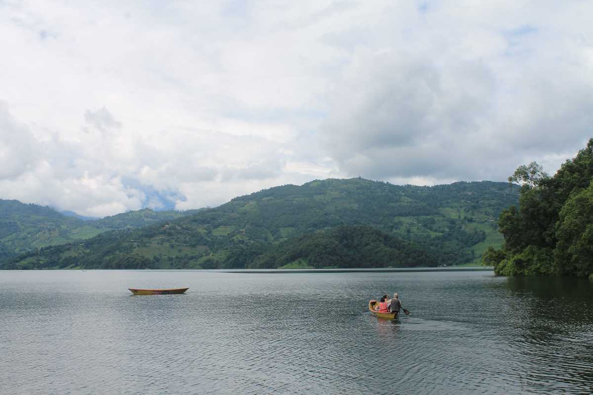 Begnas Lake, Lakes of Pokhara
