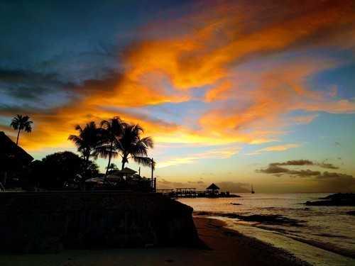 seychelles weather in august, bel ombre