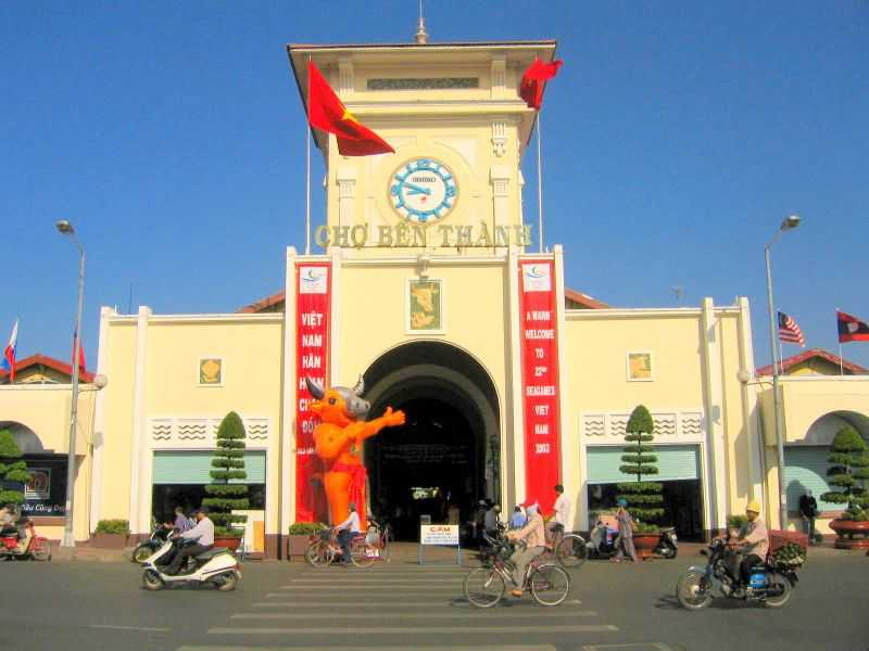 Ben Thahn Market, Free Things to Do in Ho Chi Minh City