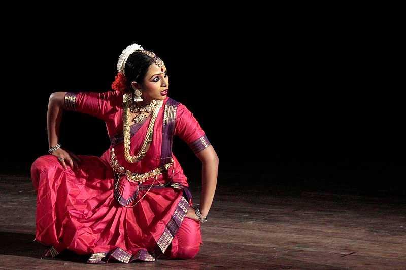 Tamilian Dance, Bharatnatyam