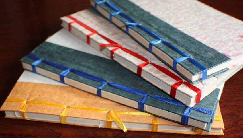 Handmade Paper in Bhutan