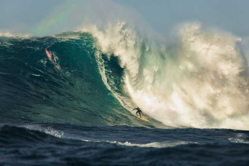 Big Wave Surfing, 12 Of The Most Dangerous Adventure Sports In The World