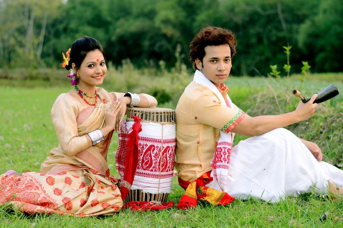 Bihu, Dances of India