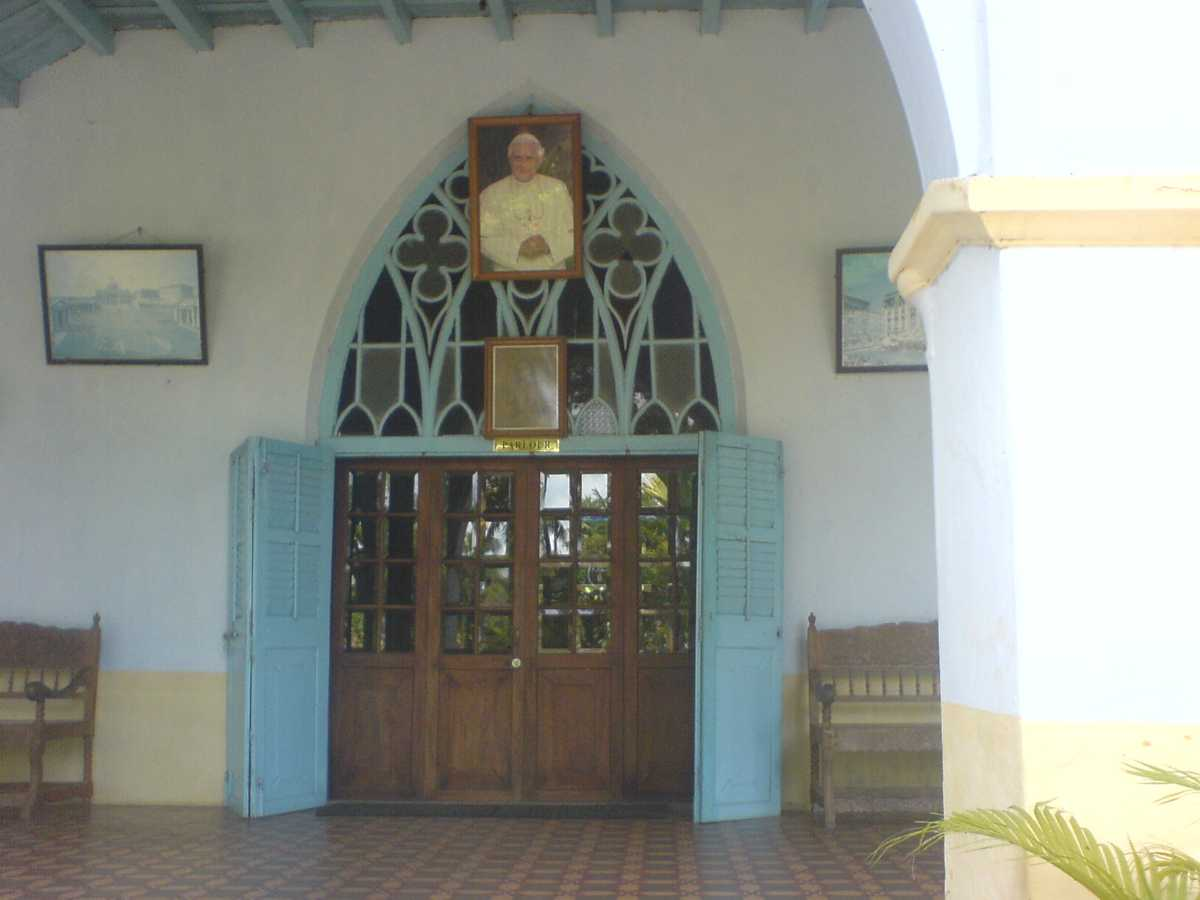 Bishop's House, Kochi