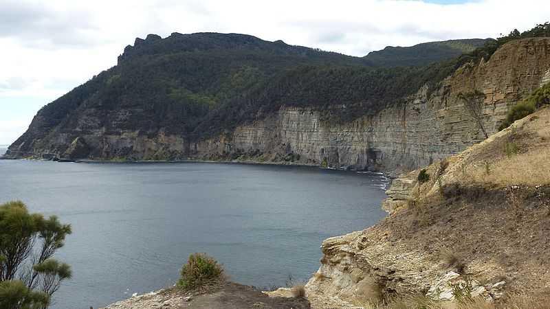Bishop and Clerk Maria Island National Park in Tasmania