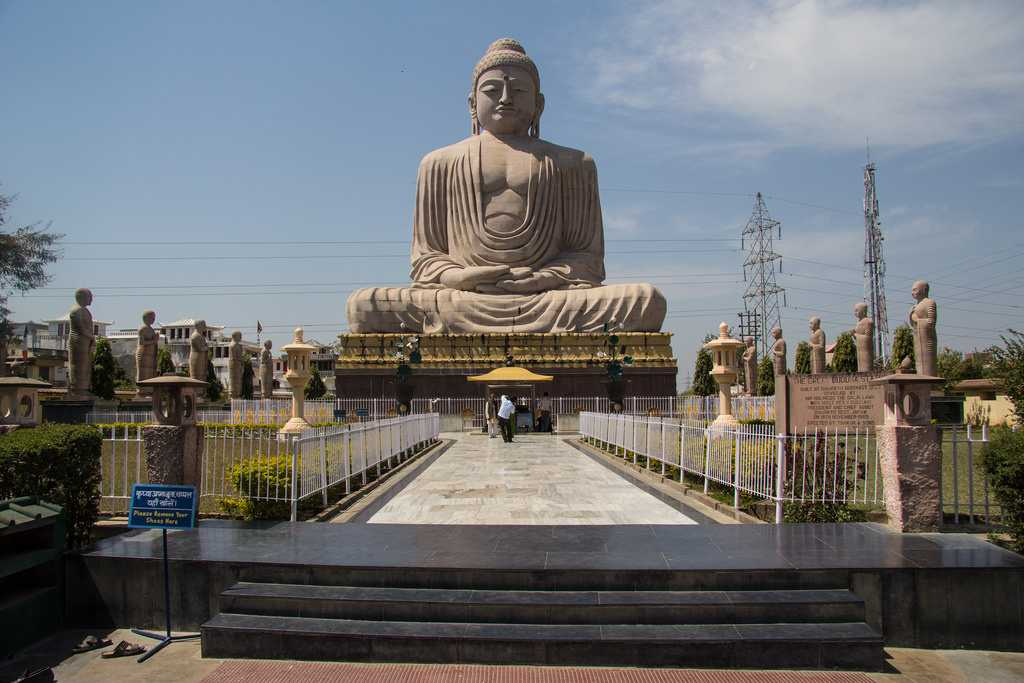 22 Buddhist Places In India : The Buddhist Circuit - Holidify