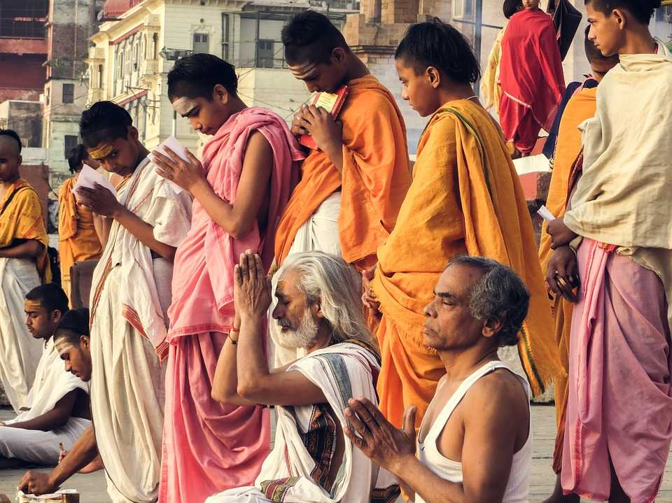 Varanasi Brahmins, Witness the rich culture of Benaras through these pictures