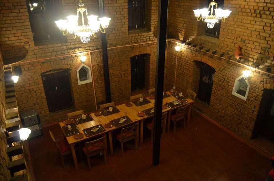 Bricks Cafe, Top 15 Cafes in Kathmandu