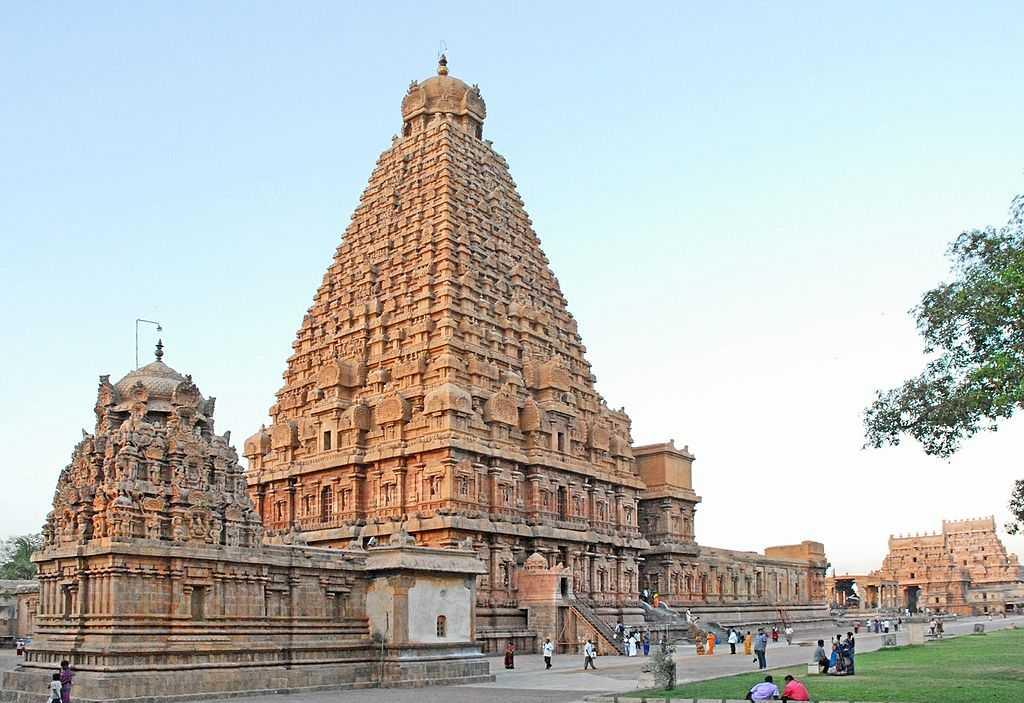 Great Living Chola Temples,  The Brihadesvara Temple (Thanjavur)