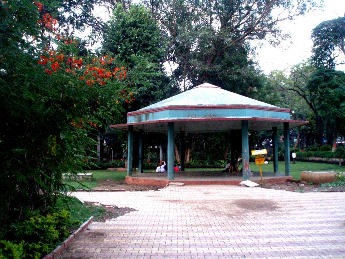 Bund Garden, Romantic Places in Pune