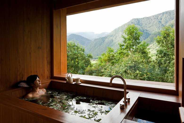 Luxury Hotels in Bhutan, Como Uma Punakha