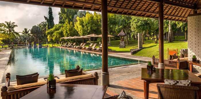 Honeymoon in Bali, The Chedi Club Ubud