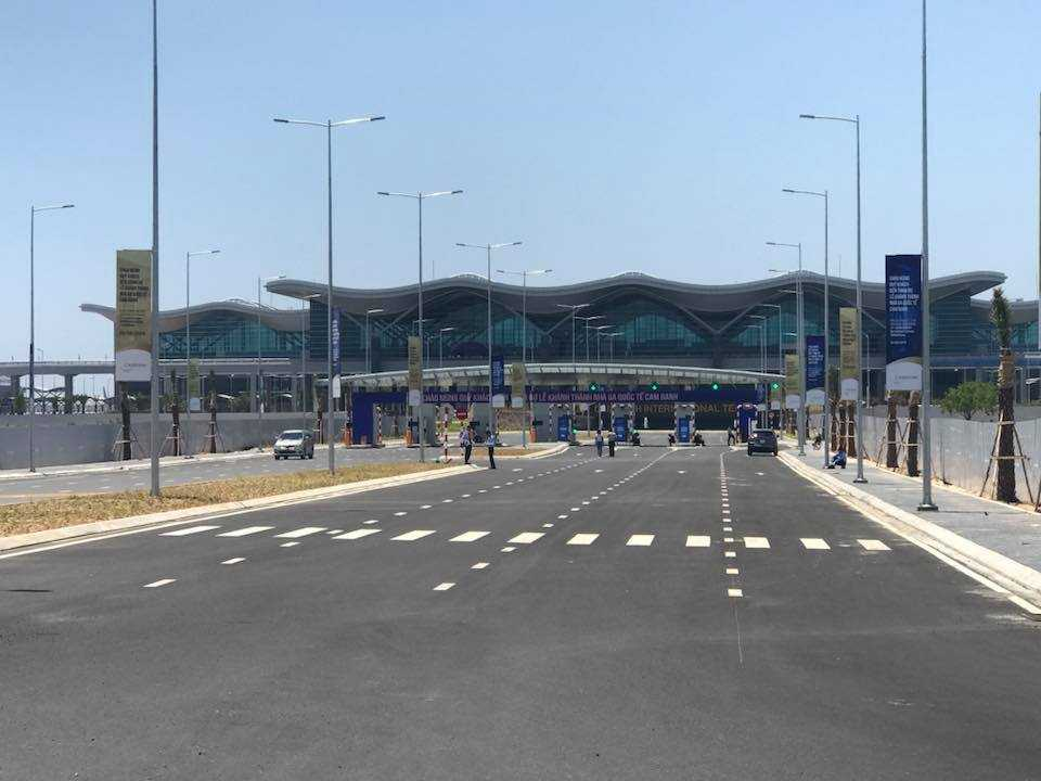 Airports in Vietnam, Cam Ranh Airport