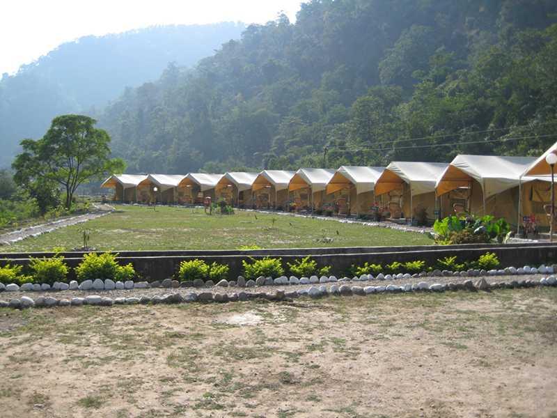 Camps in Rishikesh