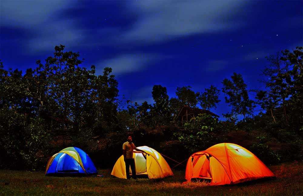 adventure sports goa, camping in goa, adventure activities in goa