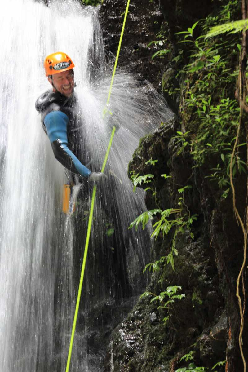 Canyoning, Adventure Activities in Bali