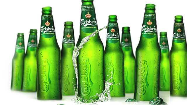 Carlsberg Beer in Nepal