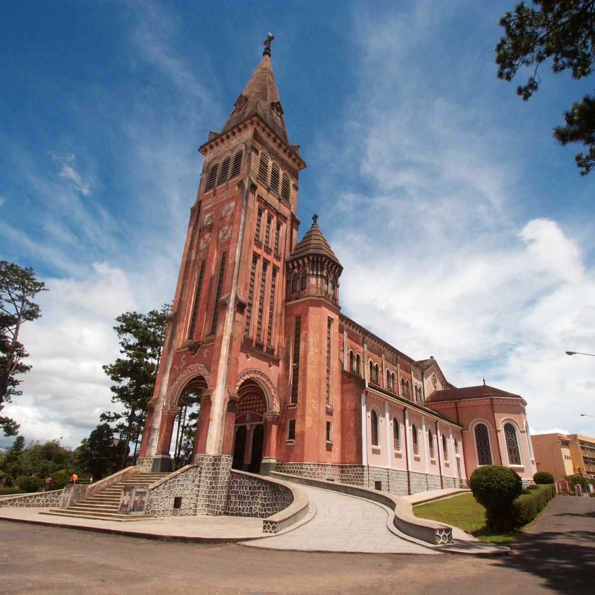 Saint Nicolas Cathedral Da Lat, Churches in Vietnam