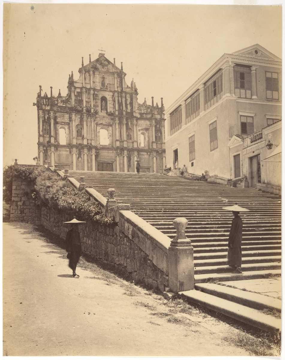 Macau History