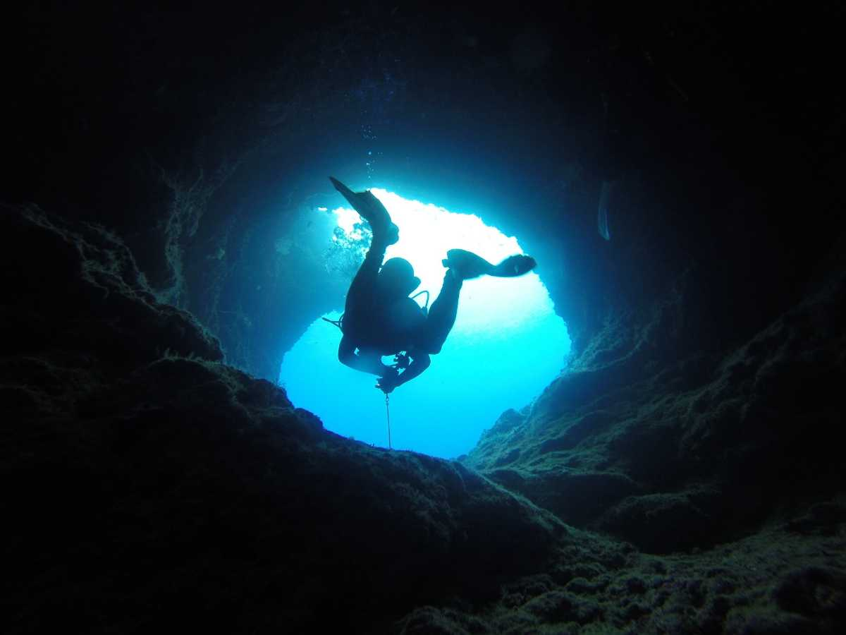 Cave Diving, 12 Of The Most Dangerous Adventure Sports In The World!