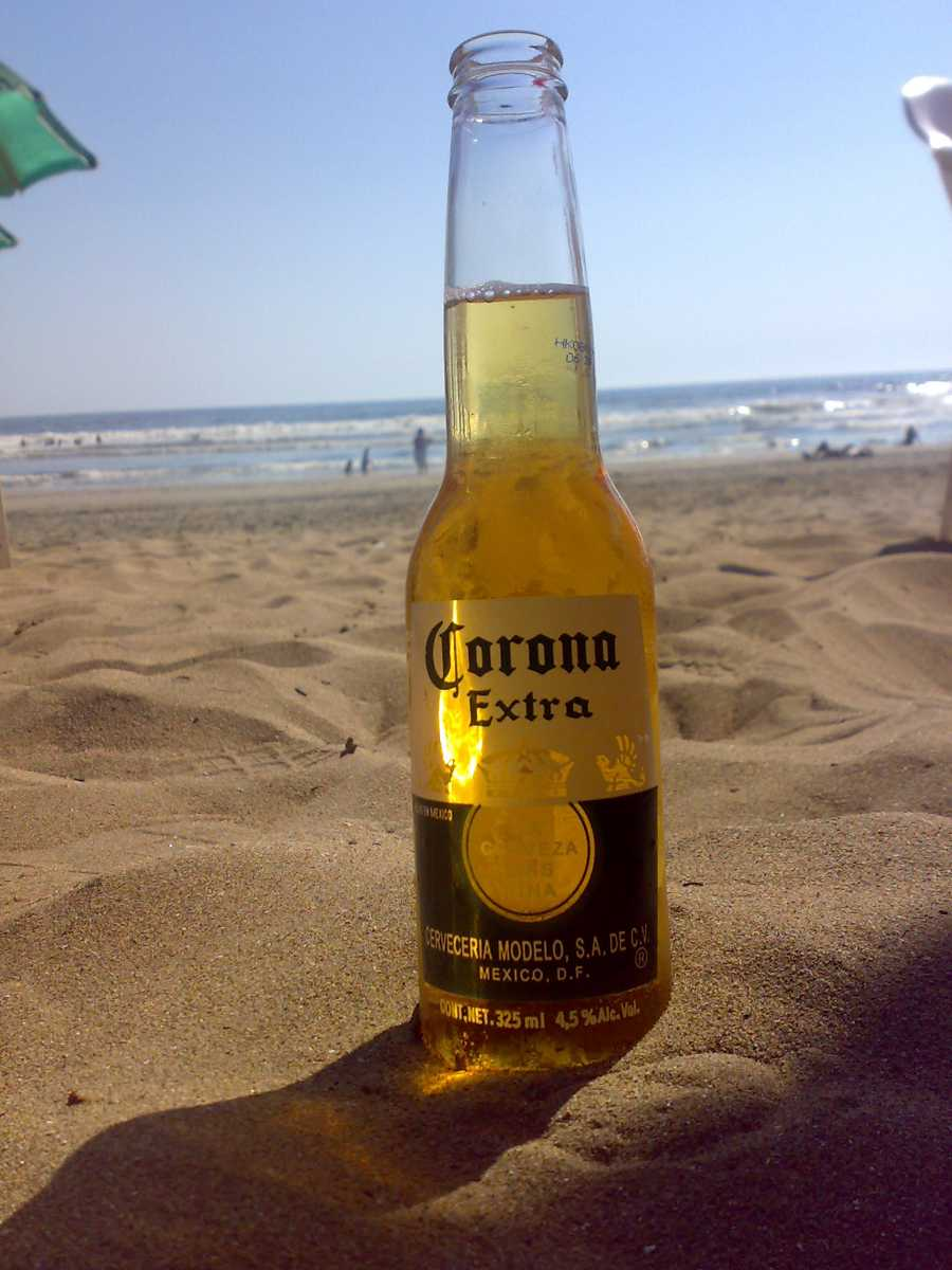 corona beer in dubai
