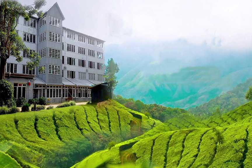 Ceylon Tea Museum