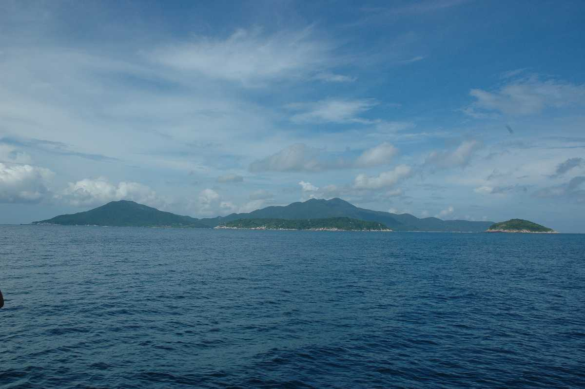 Cham Island, Cycling in Vietnam