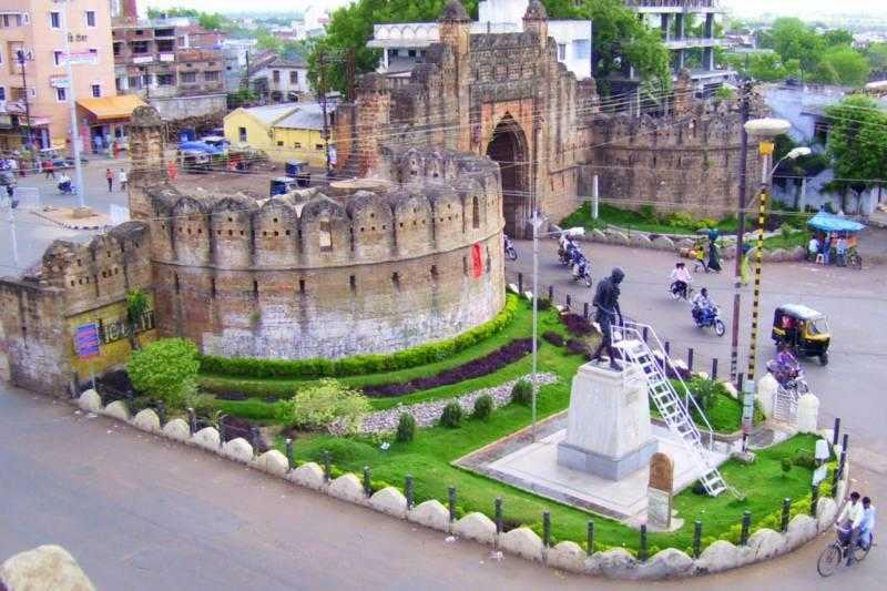 Jatpura Gate - Chandrapur