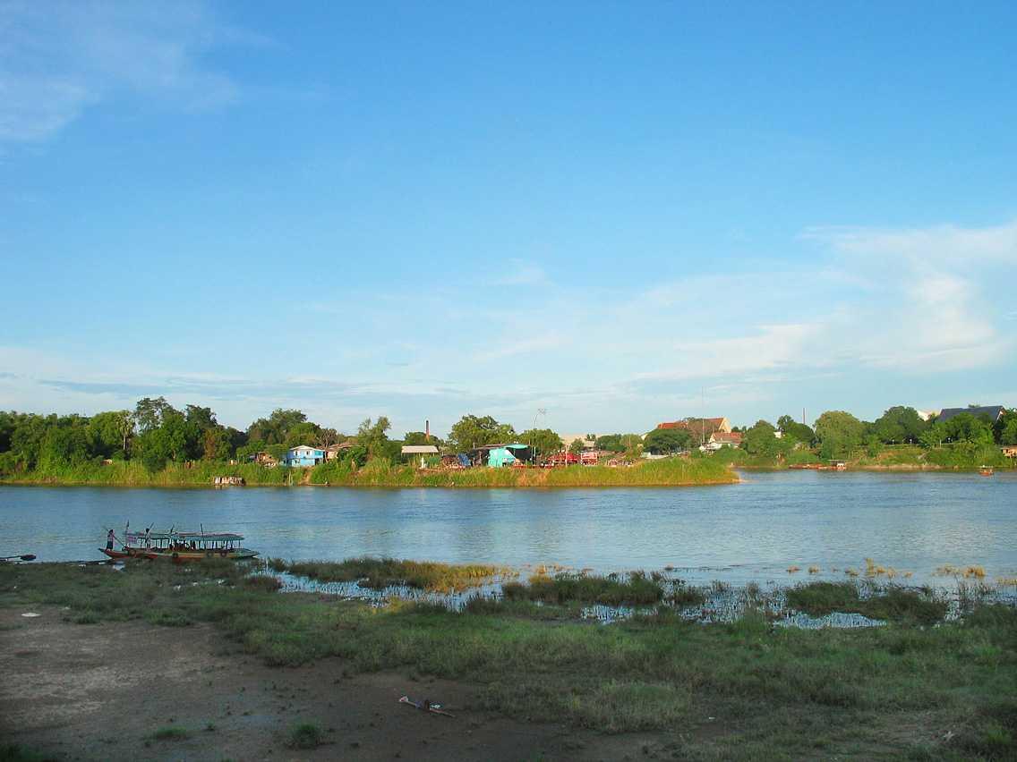 Confluence of Chao Phraya River, Nakhon Sawan