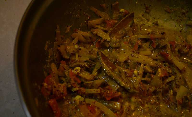 Chatu Rai, Food of Odisha