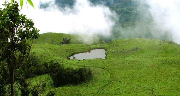 Image result for Chembra Peak
