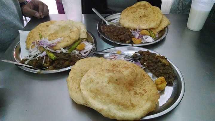 Nand Di Hatti, Best Chole Bhature in Delhi