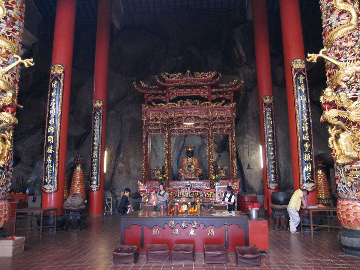 Chin Swee Caves Temple, Genting Highlands