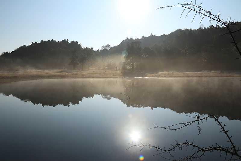 Chisapani Lake, Hiking in Nepal