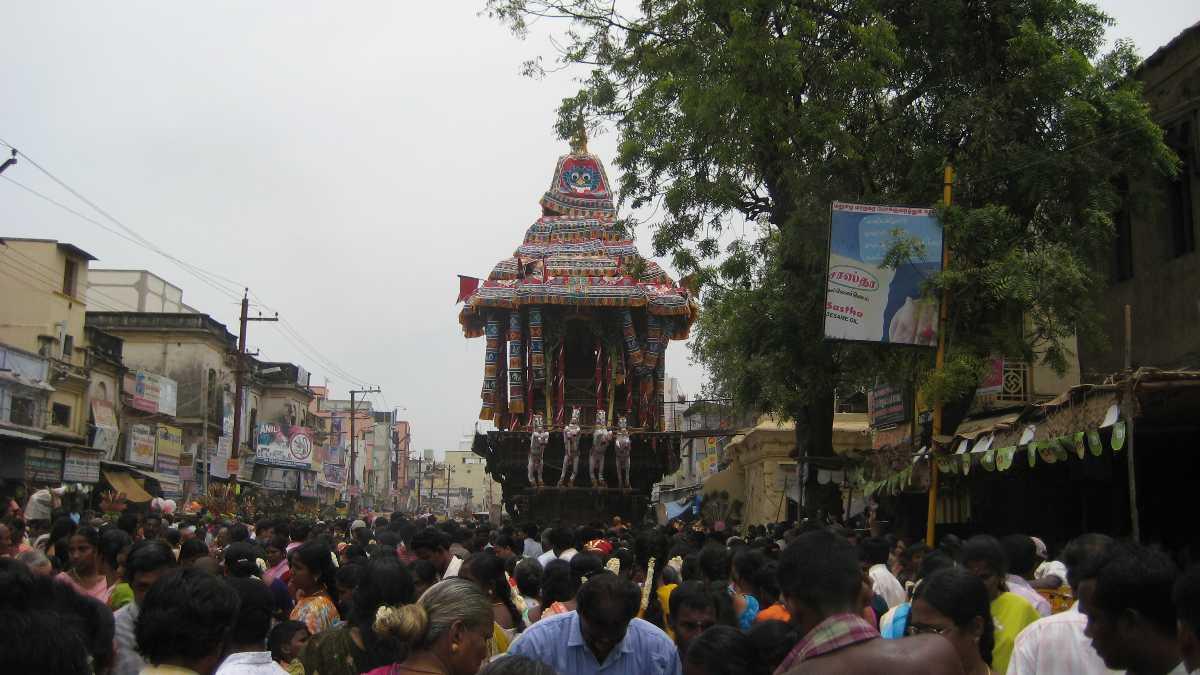 Chithirai Thiruvizha, festivals in south india