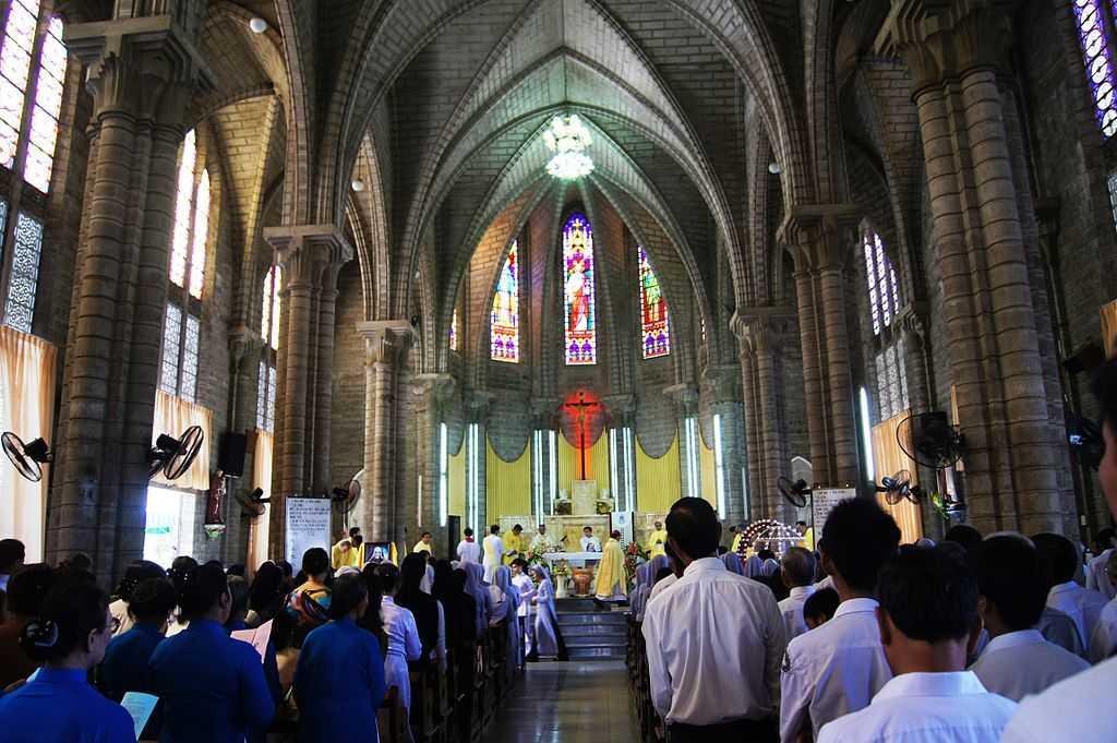 Vietnamese Culture, Christianity in Vietnam