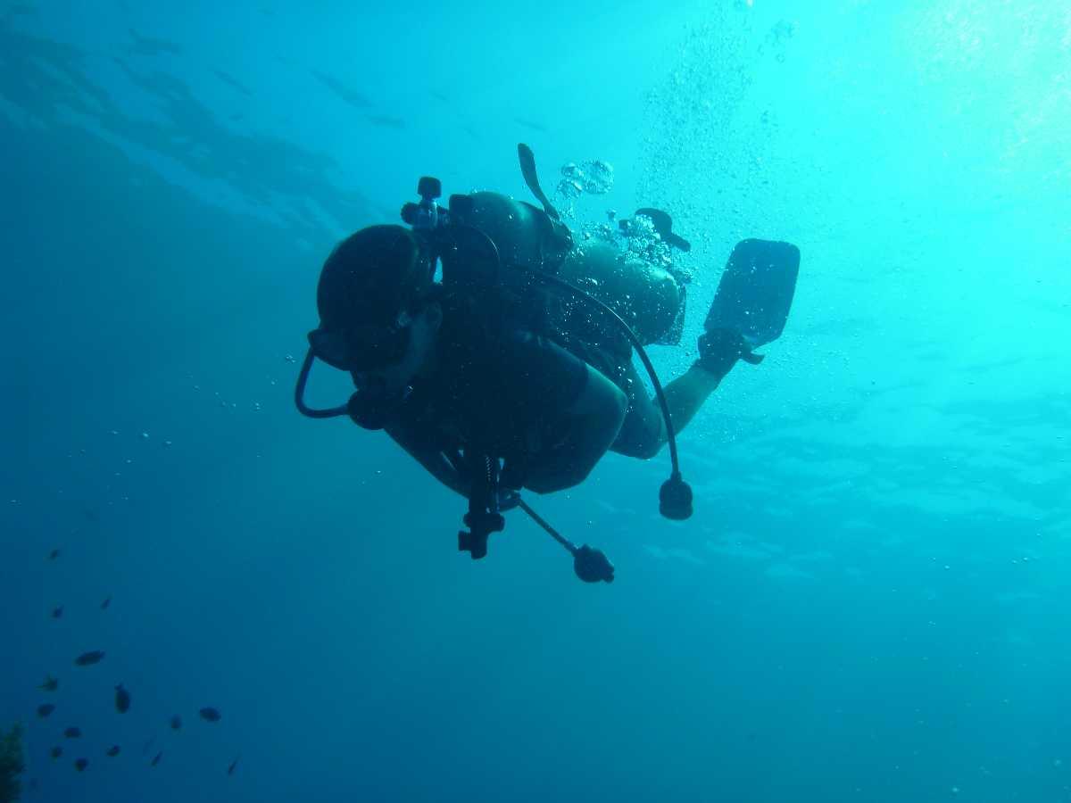 Scuba Diving in Bali, Nusa Penida