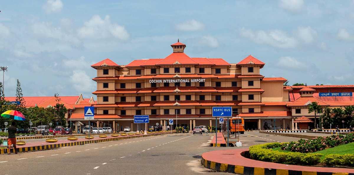 Kerala Airports